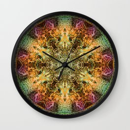 Ripstop Roulette Wall Clock