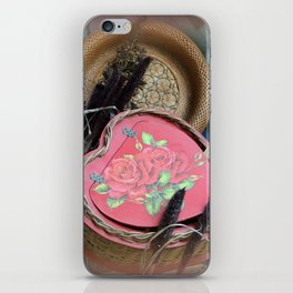 Our Lasting Love Glows On And On iPhone Skin