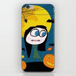 Zombierina iPhone Skin