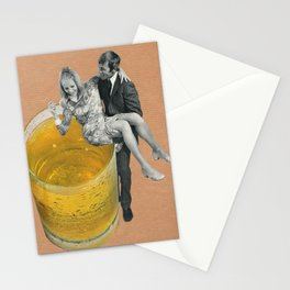 Any refreshment, dear? Stationery Cards