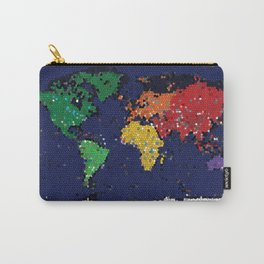 Global Citizen Carry-All Pouch