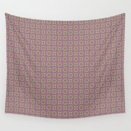 Concentric Circles Wall Tapestry