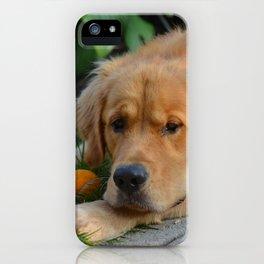 Charlie Boy iPhone Case