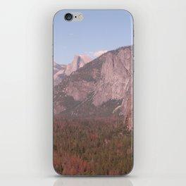 Yosemite Valley Tunnel View iPhone Skin