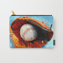 Modern baseball version 1 Carry-All Pouch