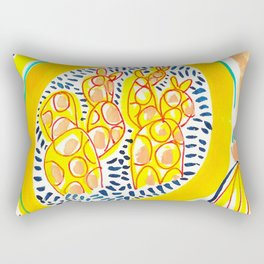Fun In The Sun Rectangular Pillow