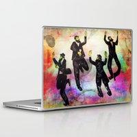 jewish Laptop & iPad Skins featuring jewish by Mimi Eskenazi