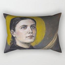 Santa Gemma Galgani Rectangular Pillow