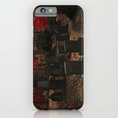 Cemetery Red iPhone 6s Slim Case
