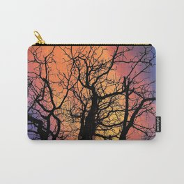 A Fire In The Sky Carry-All Pouch