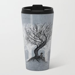 Beneath the Branches Metal Travel Mug
