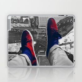 Rooftop shoes Laptop & iPad Skin