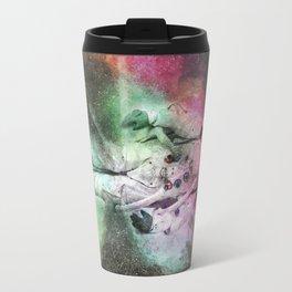 space watercolor Travel Mug