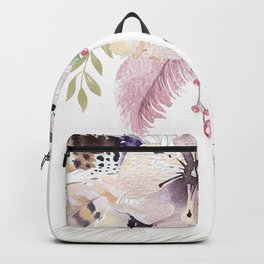 Flowers bouquet #30 Backpack