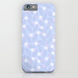 Floral Spring Dream iPhone Case
