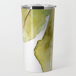 Aralia japonica Leaves Foliage Travel Mug