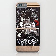 Grafitti Door - Creep iPhone 6s Slim Case