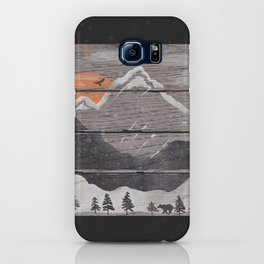 Into the Grey... iPhone Case
