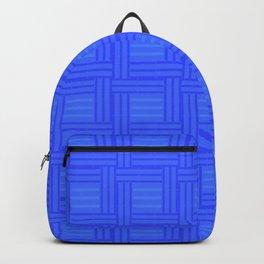 Elour Blue Tile Backpack