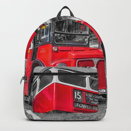 London Routemaster 15 Backpack