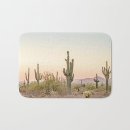 Arizona Desert Bath Mat