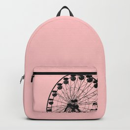 Ferris Wheel (Pink) Backpack