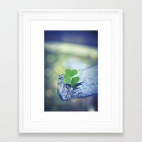 irish Framed Art Prints featuring iRISH by Love2Snap