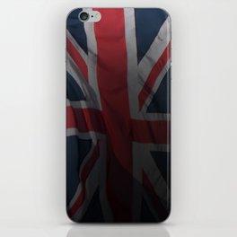 union jack 2 iPhone Skin