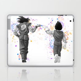 Kakarotto Goku Vegeta Dragon Ball Laptop & iPad Skin