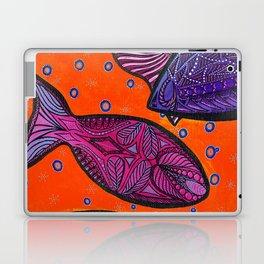 FISH3 Laptop & iPad Skin