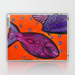FISH3 Laptop & iPad Skin