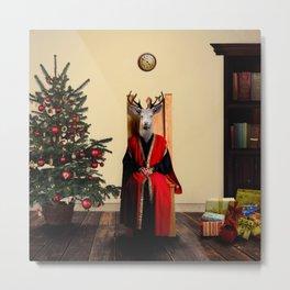 Mr. Rudolph Metal Print