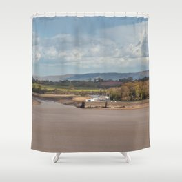 Sharpness Marina Shower Curtain