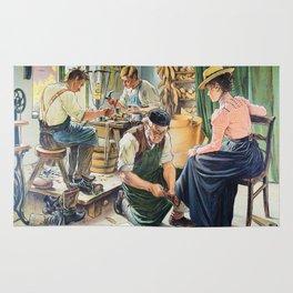 Shoemakers Rug