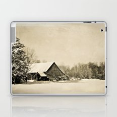 Winter Barn Laptop & iPad Skin