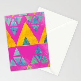 Triangle Jangle Stationery Cards