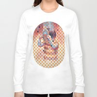 third eye Long Sleeve T-shirts featuring Third eye by Cristian Blanxer