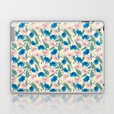 Botanical White Laptop & iPad Skin
