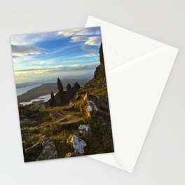 Old Man of Storr, Scotland Stationery Cards