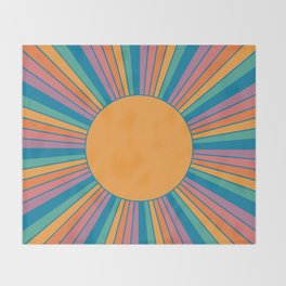Sunshine State Throw Blanket