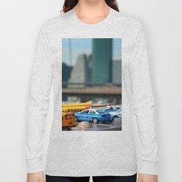 NYC mini cars Long Sleeve T-shirt