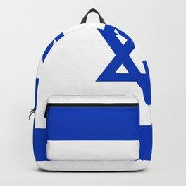 Flag of Isreal Backpack
