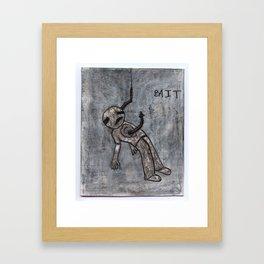 Superbait Framed Art Print