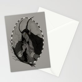 The Krampus Stationery Cards