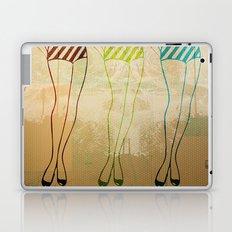 Retro Swimsuit Laptop & iPad Skin