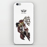 pirates iPhone & iPod Skins featuring PIRATES. by Maryne.