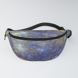NASA-planet-asteroid poster Fanny Pack