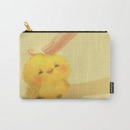 Scritch, a little yellow bird Carry-All Pouch