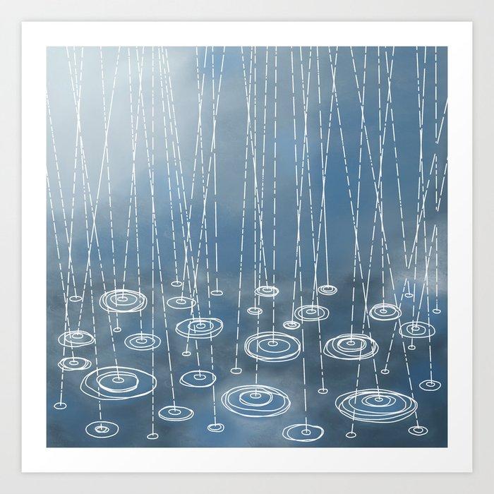 Another Rainy Day Art Print