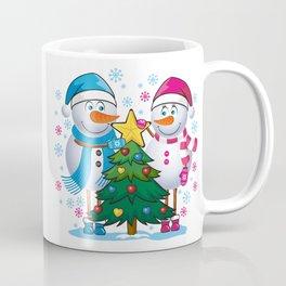 Snowmans  Coffee Mug